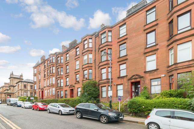 Street of Buccleuch Street, Garnethill, Glasgow G3