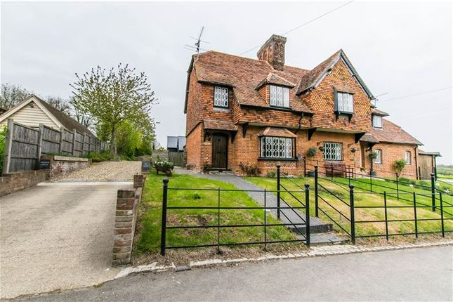 Thumbnail Semi-detached house for sale in The Old Brewery, Violets Lane, Furneux Pelham, Buntingford