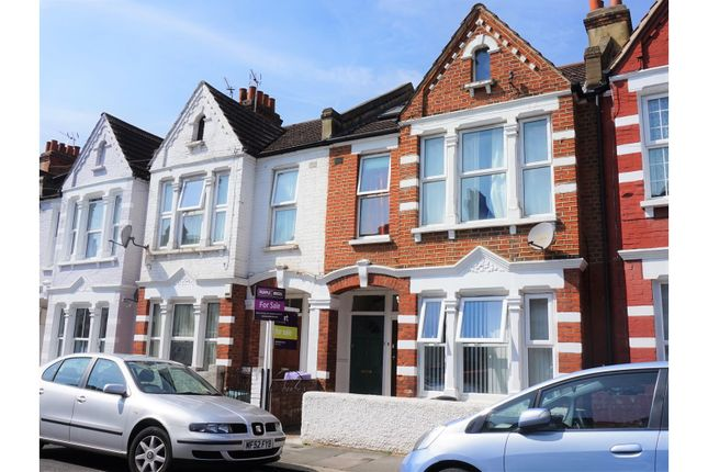 Thumbnail Maisonette for sale in Tynemouth Road, Tooting Borders