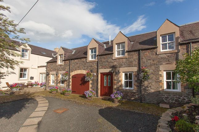 Thumbnail Detached house for sale in Firknowe, Crofts Road, Lauder