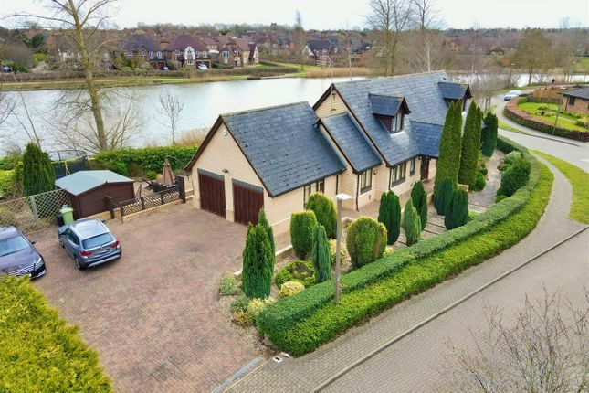 Thumbnail Detached house for sale in Bilbrook Lane, Furzton, Milton Keynes