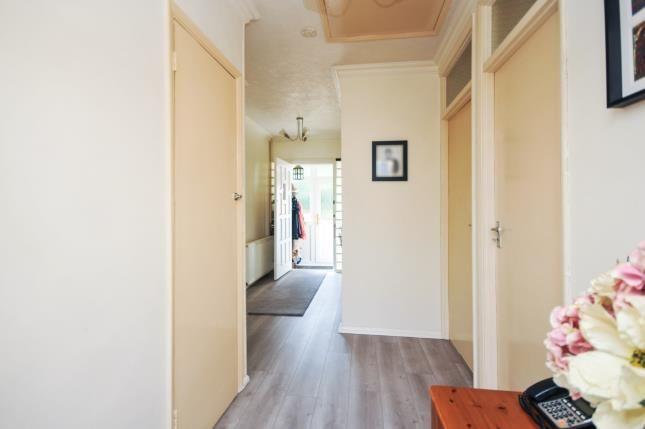 Hallway of Princes Road, Hextable, Kent BR8
