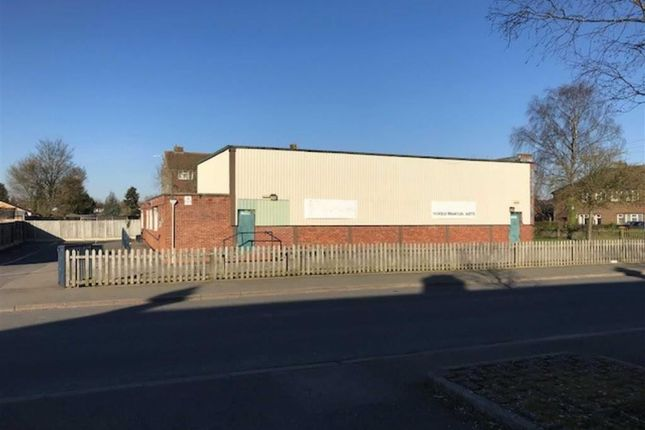 Thumbnail Land for sale in Swiftway Community Centre, Central Avenue, Lutterworth, Leicestershire