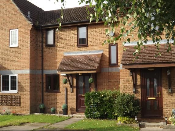 Thumbnail Terraced house for sale in Fleet, Hampshire