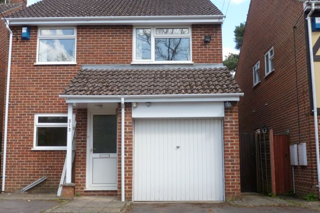 Thumbnail Detached house to rent in Fernhill Road, Farnborough