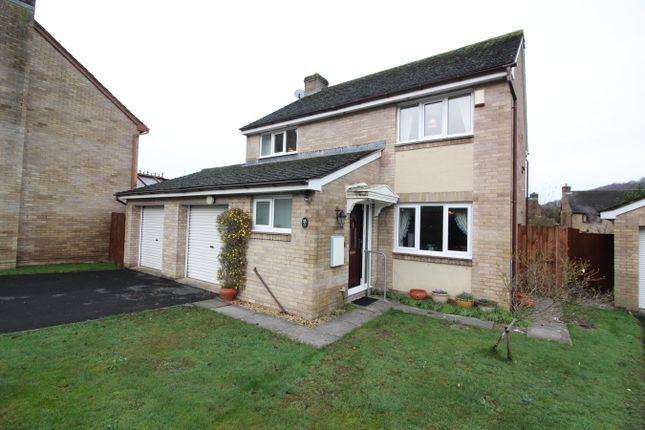Thumbnail Detached house for sale in The Halfpennys, Gilwern, Abergavenny