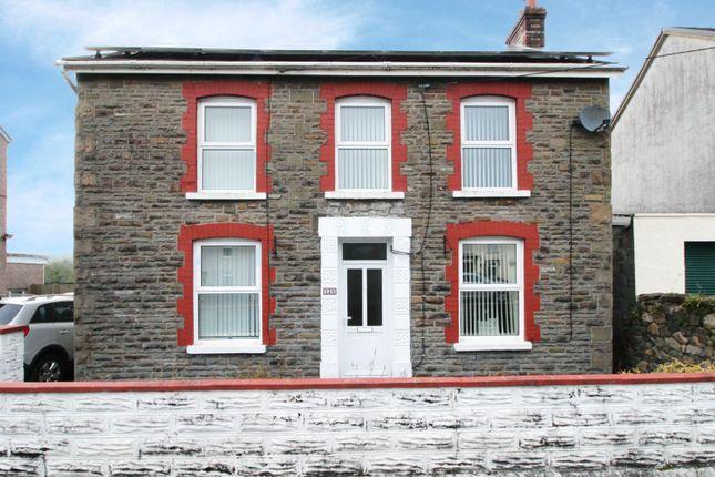 Thumbnail Detached house for sale in Cumamman Road, Ammanford, Dyfed