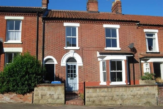 Thumbnail Property to rent in Warwick Street, Norwich