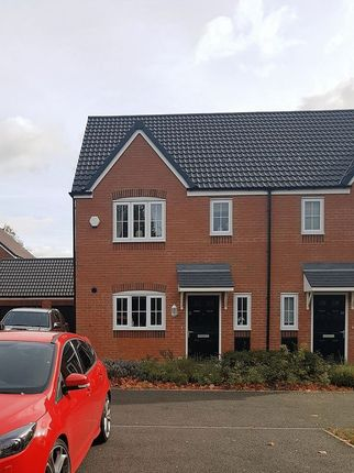 Thumbnail Property to rent in Lawton Farm Way, Leegomery, Telford