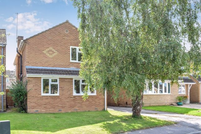 Thumbnail Detached house for sale in Brasenose Drive, Kidlington