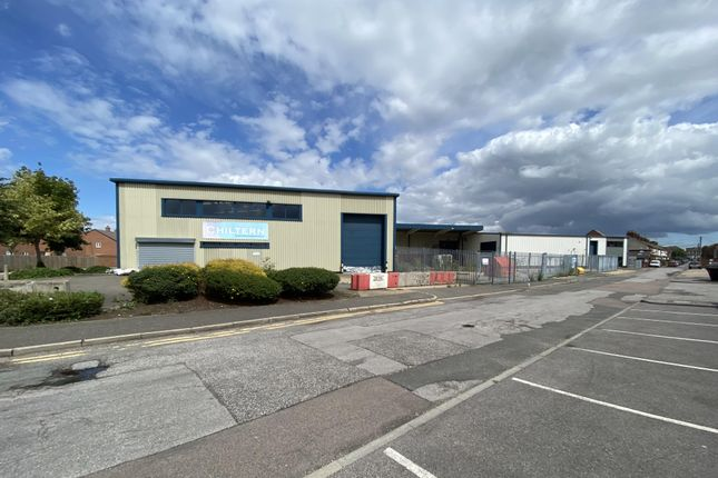 Thumbnail Industrial to let in Unit 23, Vale Industrial Estate, Southern Road, Aylesbury