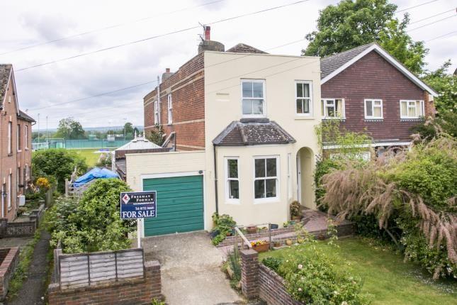 Thumbnail Detached house for sale in The Crescent, Tonbridge, Kent