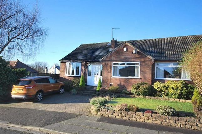 Thumbnail Semi-detached bungalow for sale in Hyde Drive, Walkden, Manchester