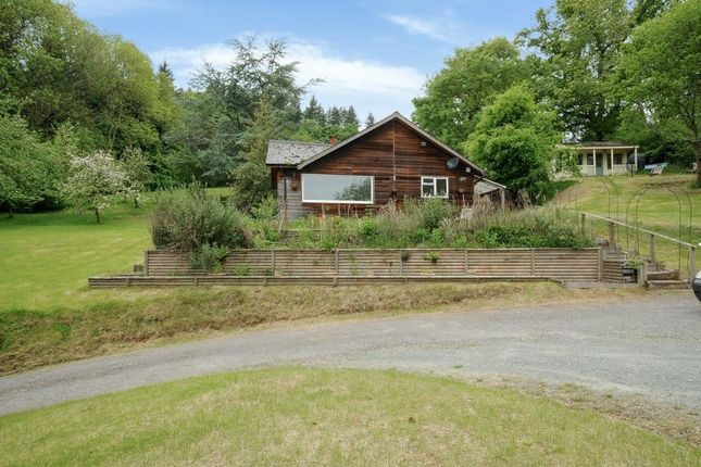 Thumbnail Detached bungalow for sale in Hay On Wye, Clyro
