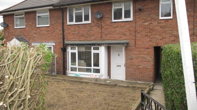Thumbnail Terraced house to rent in Newhall Crescent, Belle Isle, Leeds