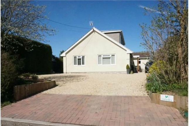 Thumbnail Detached bungalow for sale in Colmara, Suggs Lane, Broadway, Somerset