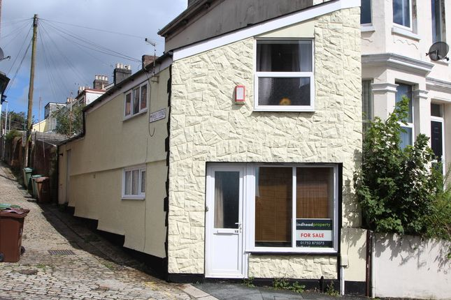 Thumbnail End terrace house for sale in Hyde Park Road, Mutley, Plymouth