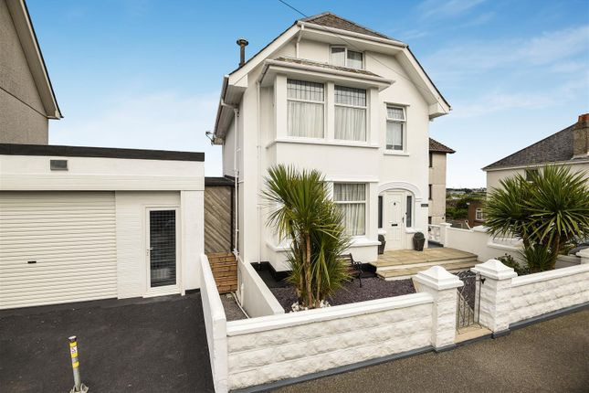 Thumbnail Semi-detached house for sale in St. Thomas Road, Newquay