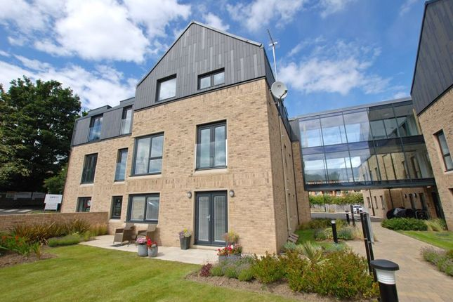 Thumbnail Flat for sale in Thornhill Road, Ponteland, Newcastle Upon Tyne