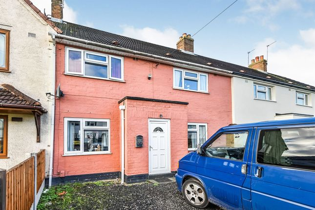 4 bed terraced house for sale in Queen Street, Moxley, Wednesbury WS10