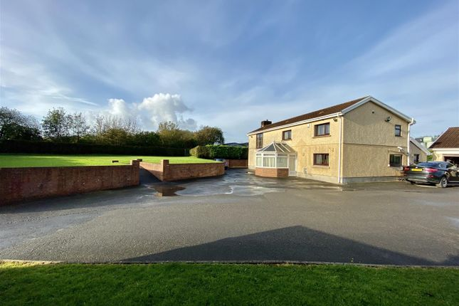 Thumbnail Farm for sale in Coopers Road, Capel Hendre, Ammanford
