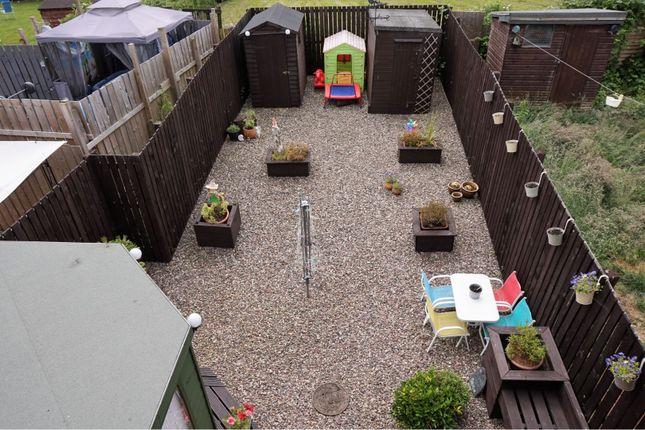 Rear Garden of Ballantrae Place, Dundee DD4