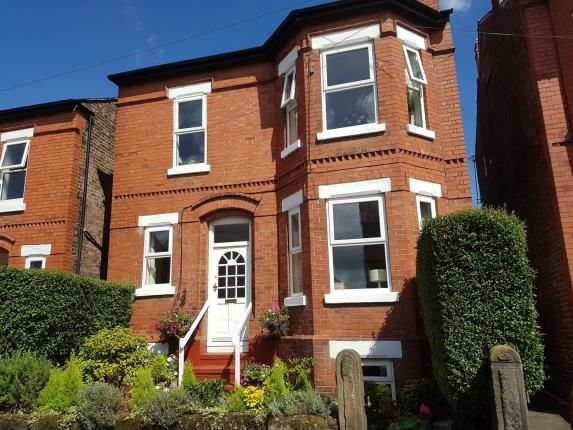 Thumbnail Detached house for sale in Navigation Road, Altrincham, Greater Manchester, .