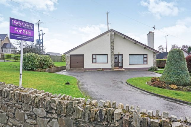 Thumbnail Detached bungalow for sale in Liscurry Park, Artigarvan, Strabane
