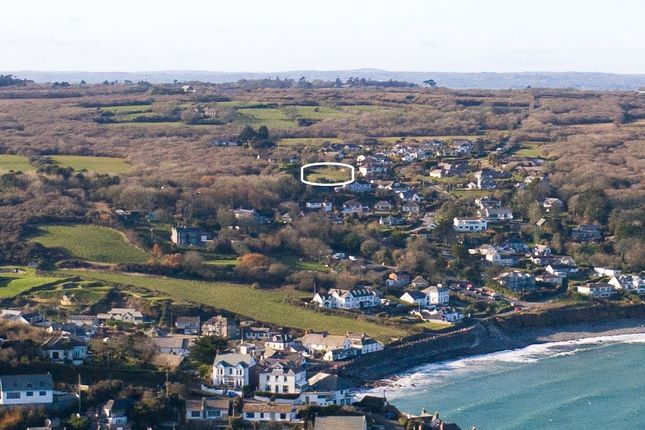 Thumbnail Land for sale in North Corner, Coverack