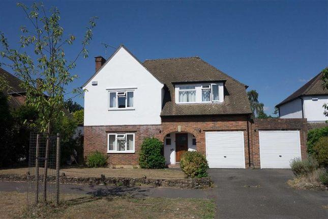 Detached house to rent in Lyndhurst Drive, Sevenoaks