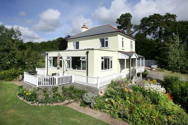 Thumbnail Detached house for sale in The Driffolds, Longdown, Exeter
