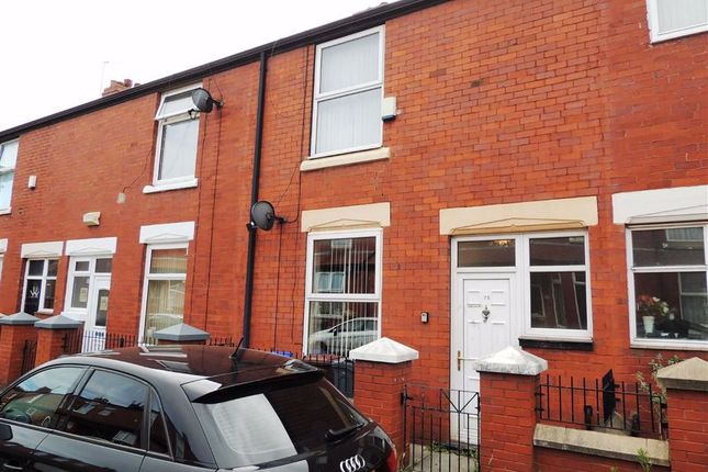 Terraced house for sale in Cheadle Street, Openshaw, Manchester