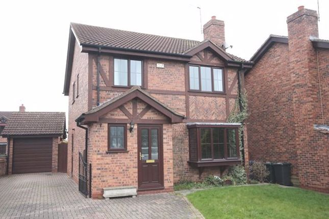 4 bed detached house to rent in Pine Tree Close, Thorpe Willoughby, Selby YO8