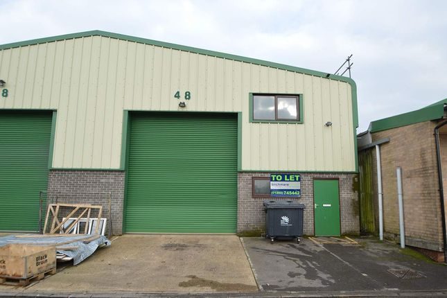 Thumbnail Warehouse to let in Unit 48 Bridge Street, Wimborne