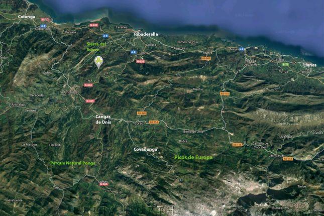 Wider Area of Sinariega, Parres, Asturias, Spain