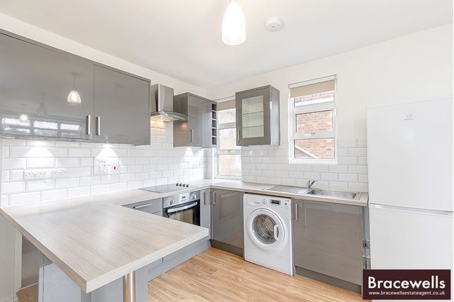 Thumbnail Flat to rent in Priory Road, Hornsey