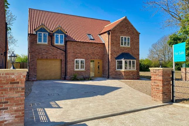 Thumbnail Detached house for sale in The Sidings, Hutton Cranswick, Driffield, East Yorkshire
