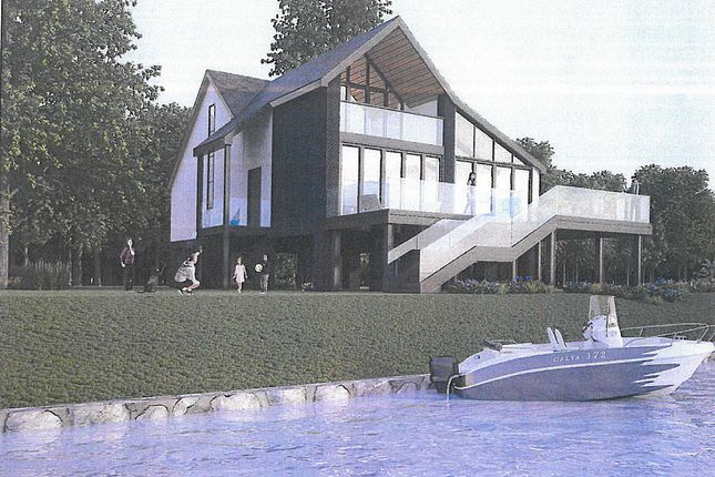 Thumbnail Property for sale in The Island, Wraysbury, Staines