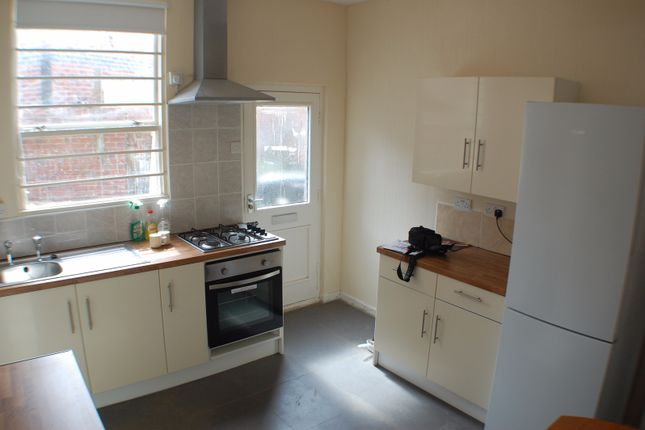 Thumbnail 4 bed terraced house to rent in Alderson Place, Sheffield, South Yorkshire