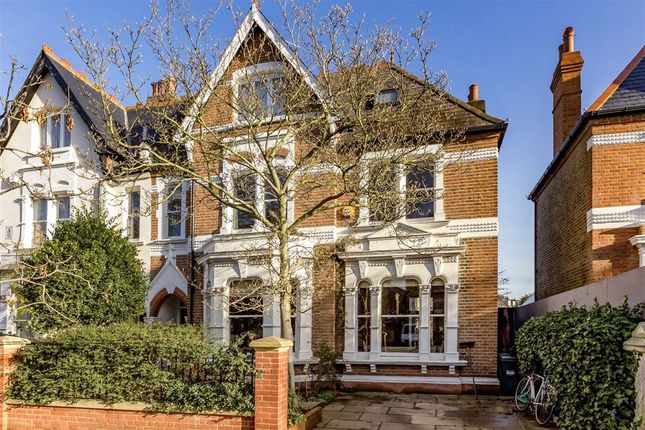 Thumbnail Semi-detached house for sale in Marlborough Road, London