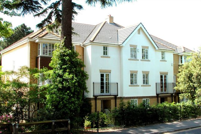 Thumbnail Town house for sale in Heathside Road, Woking, Surrey
