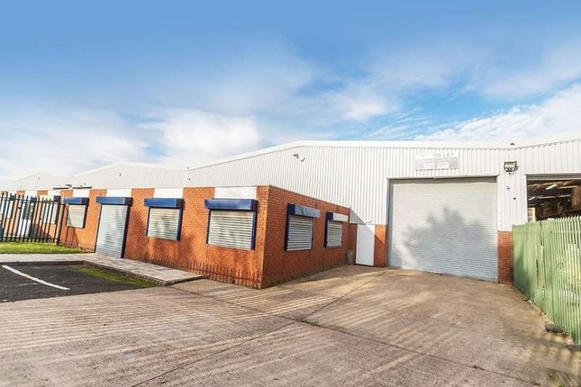 Thumbnail Light industrial to let in Unit 2, Spring Road Industrial Estate, Spring Road