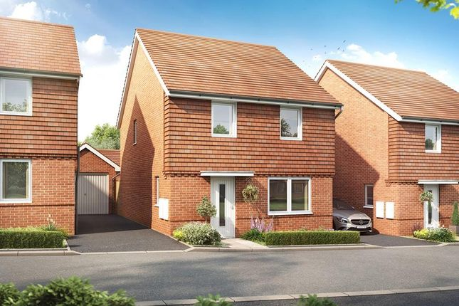 """4 bed detached house for sale in """"Chester"""" at Park Prewett Road, Basingstoke RG24"""