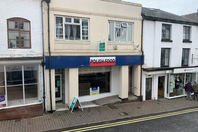 Thumbnail Retail premises to let in 10, New Street, Ledbury, Herefordshire