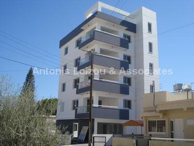 2 bed apartment for sale in Larnaca Fire Brigade Station, Στρατηγού Τιμάγια, Larnaca, Cyprus