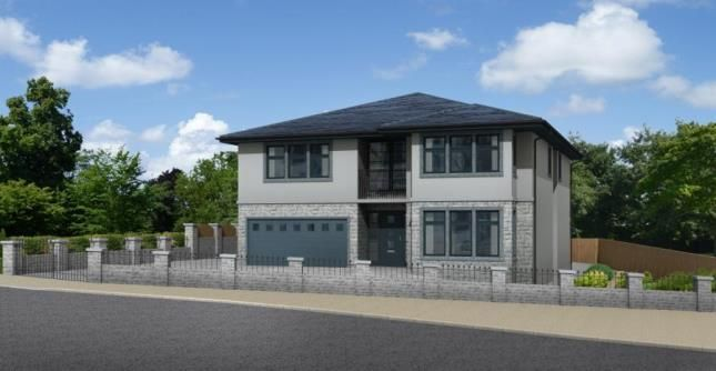 Thumbnail Detached house for sale in Peel Road, Thorntonhall, Glasgow