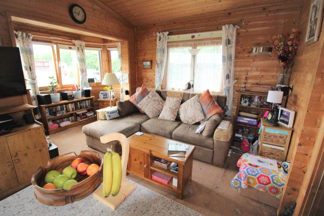 Open Plain Living Area
