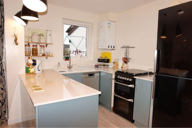 Kitchen of Fern Close, Okehampton EX20
