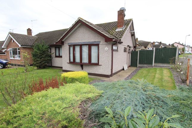 Thumbnail Semi-detached bungalow for sale in Cheltenham Drive, Benfleet