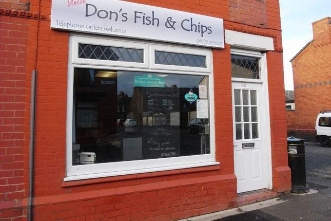 Thumbnail Restaurant/cafe for sale in Grafton Street, Warrington